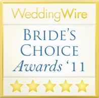 2010 Bride's Choice Awards presented by WeddingWire | Wedding Cakes, Wedding Venues, Wedding Photographers & More